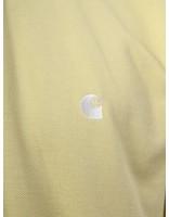 Carhartt Carhartt Chase Pique Polo Lion White I022937