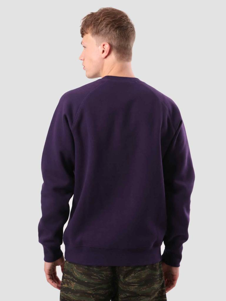 Carhartt Carhartt Chase Sweat Lakers Gold I026383-88990