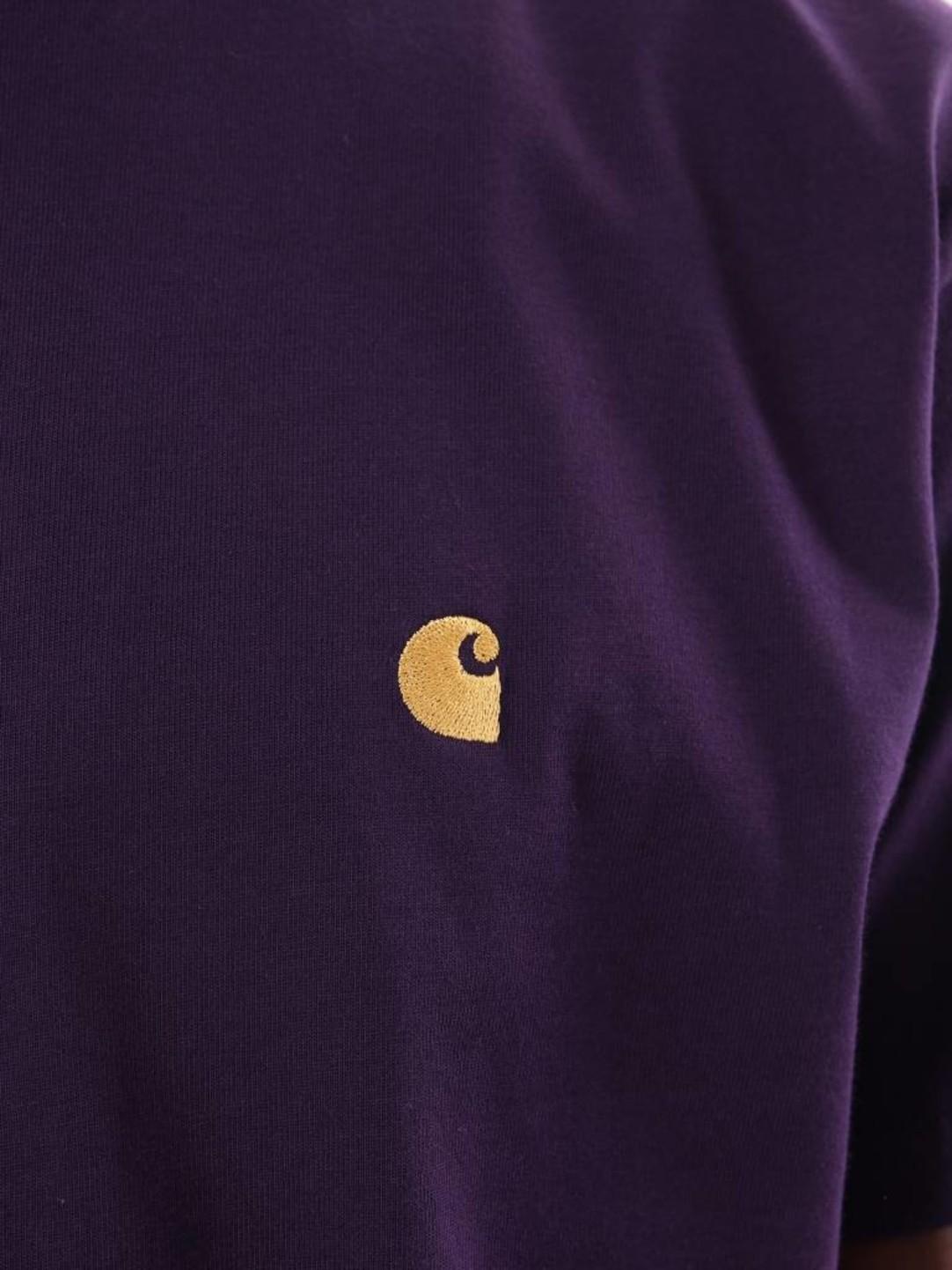 Carhartt WIP Carhartt WIP Chase T-Shirt Lakers Gold I026391-88990