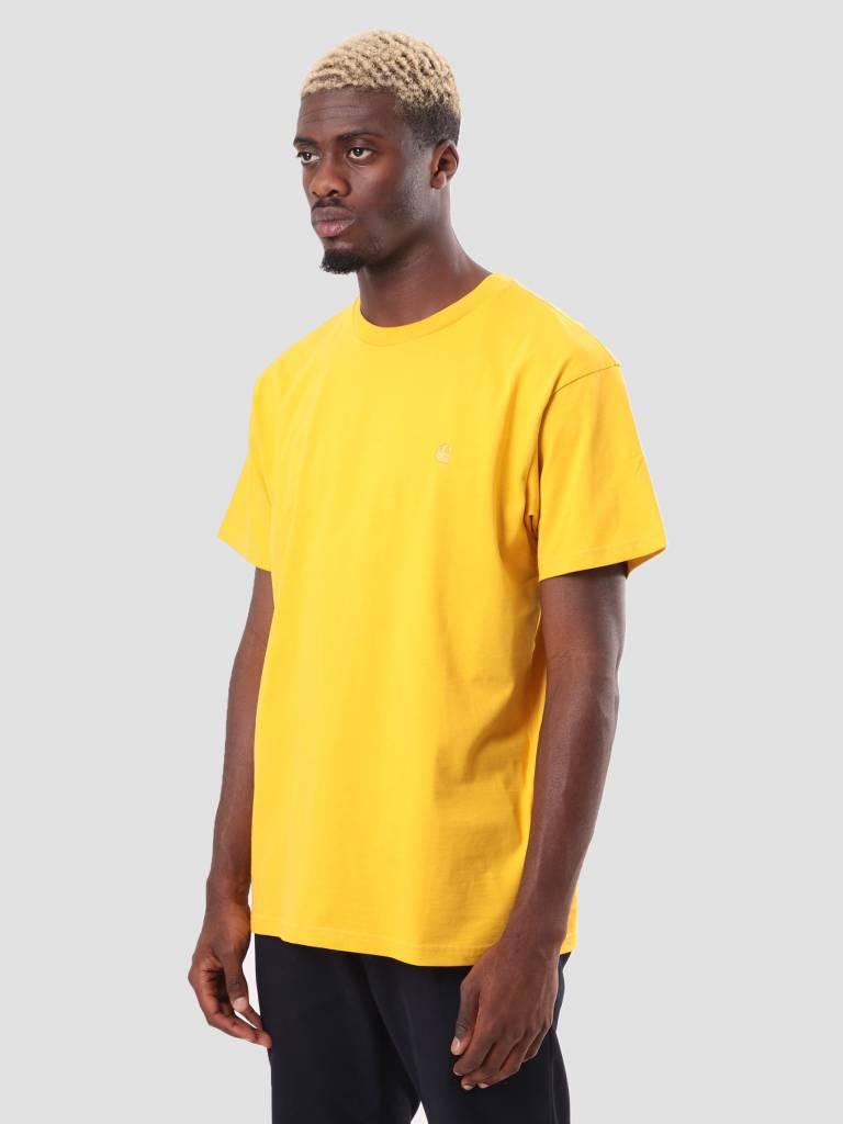 Carhartt Carhartt Chase T-Shirt Quince Gold I026391-62290
