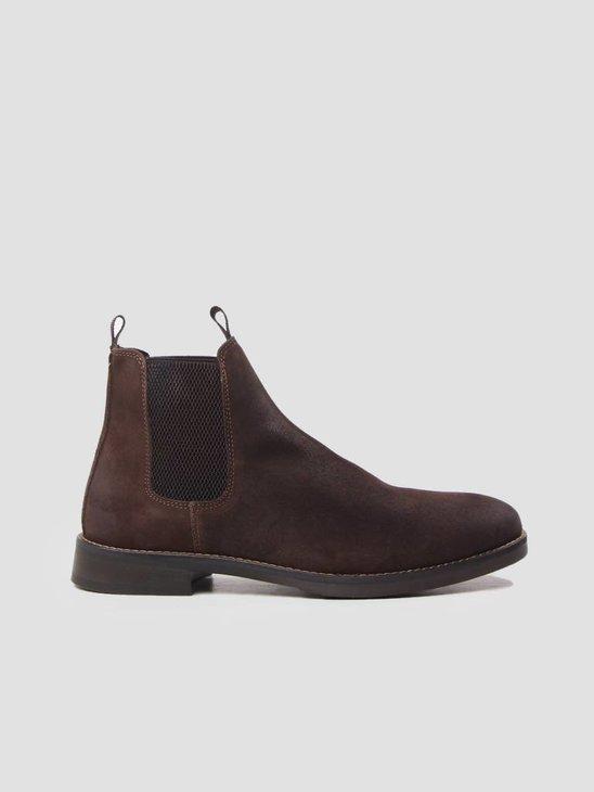 LEGENDS Chelsea Boots Dark Brown 802-06-318
