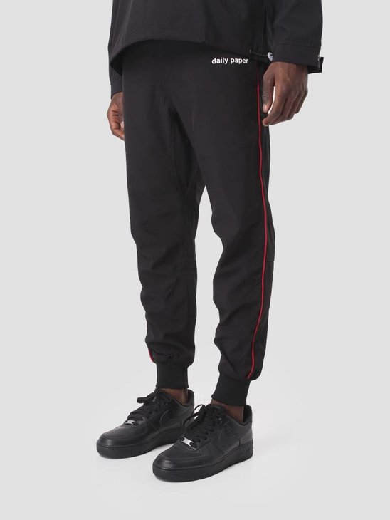 Daily Paper Chike Pants Black ESS18PA04