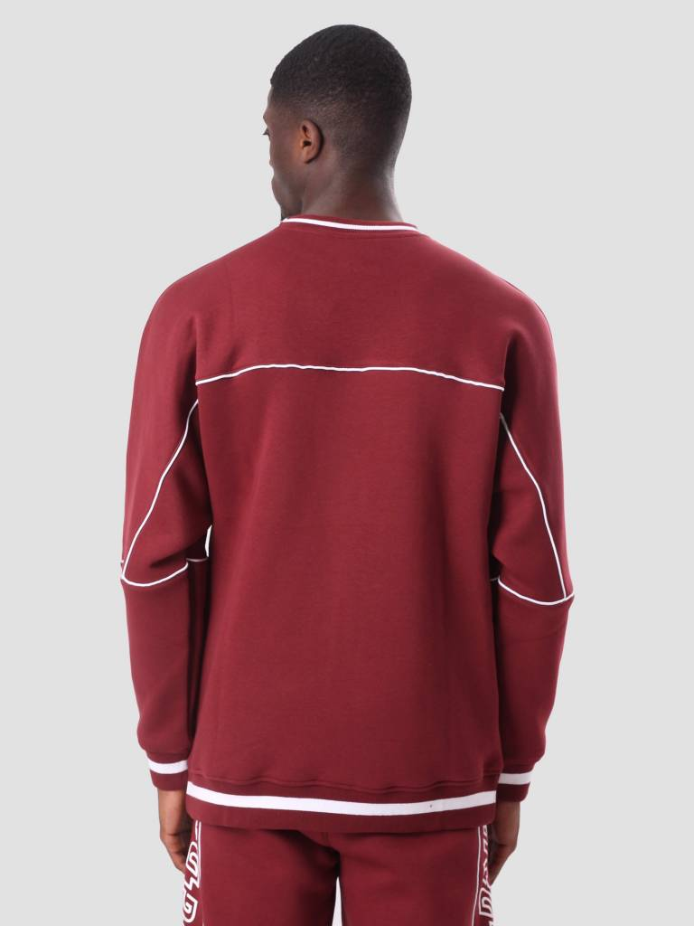 Daily Paper Daily Paper Chila Sweater Bordeaux ESS18SW02