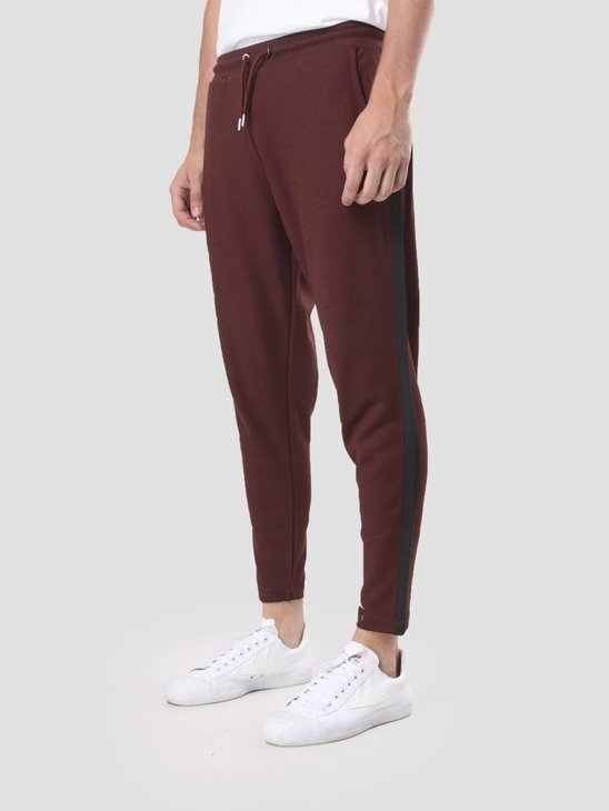 RVLT Christer Jog Pants Bordeaux 5734