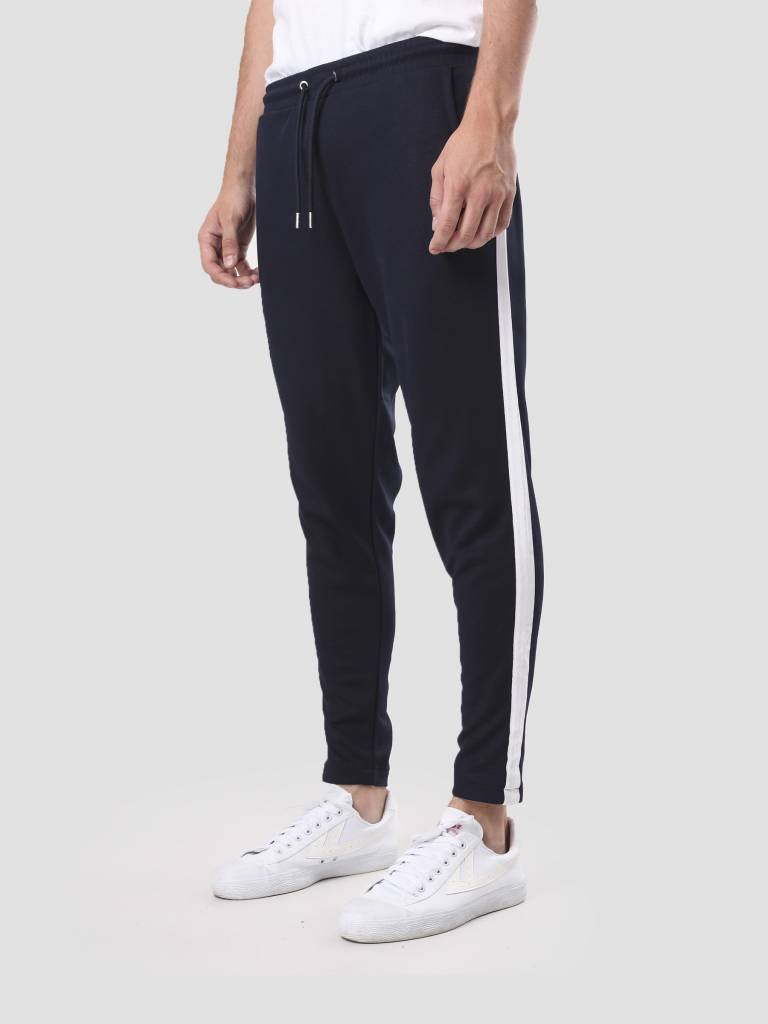 RVLT RVLT Christer Jog Pants Navy 5734