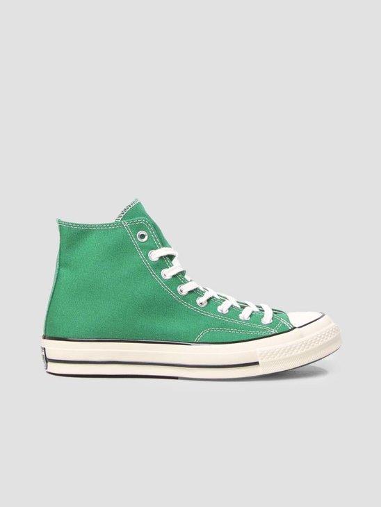 Converse Chuck 70 HI Green Black Egret 161441C