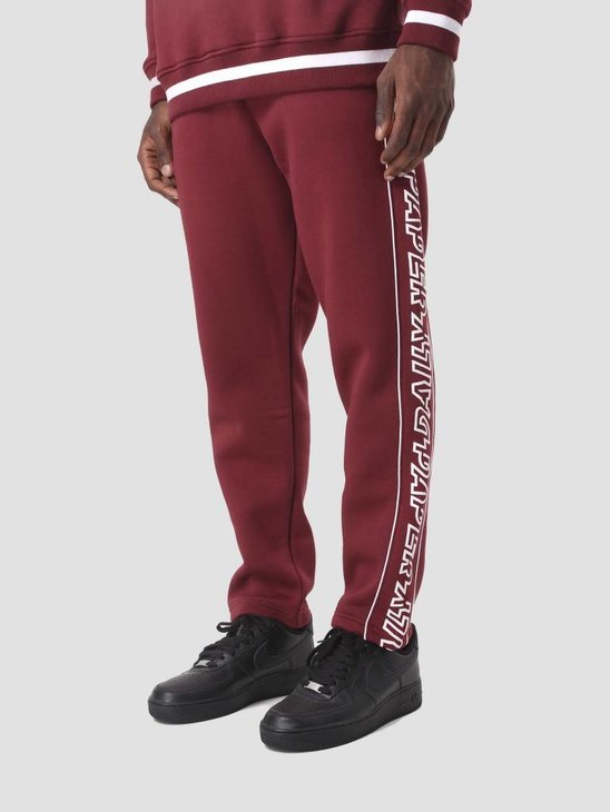 Daily Paper Cicha Pants Bordeaux ESS18PA01