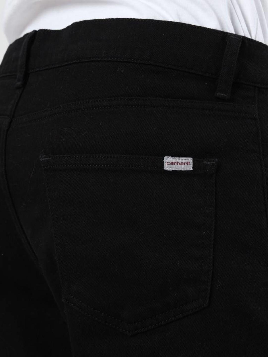 Carhartt WIP Carhartt WIP Coast Pant Rinsed Black I024907-8902