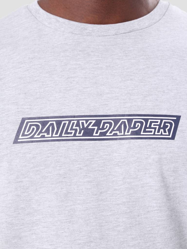 Daily Paper Daily Paper Codal T-shirt Grey Melange ESS18TS03