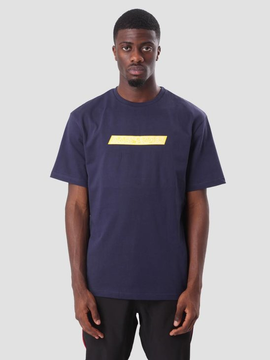 Daily Paper Codal T-shirt Navy ESS18TS01
