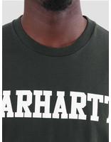 Carhartt Carhartt College T-Shirt Loden White I024772-88590