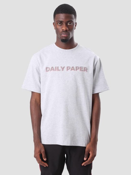 Daily Paper Copap T-shirt Grey Melange ESS18TS04