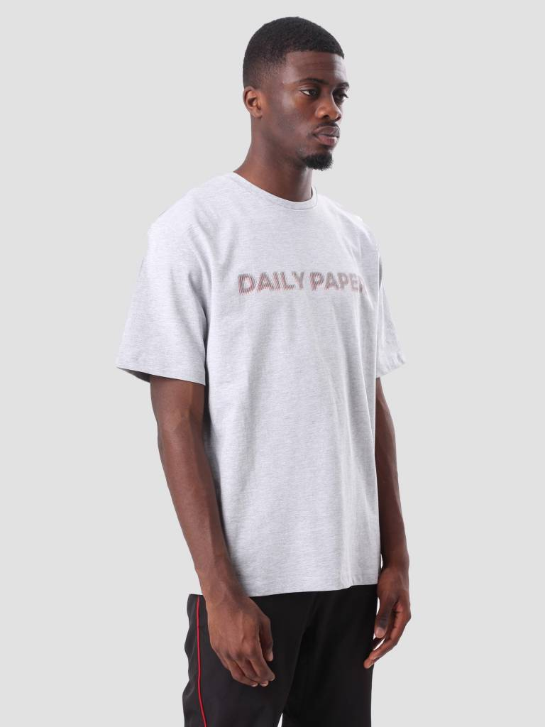 Daily Paper Daily Paper Copap T-shirt Grey Melange ESS18TS04