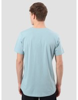 RVLT RVLT Cork T-Shirt Light Blue 1919 Red