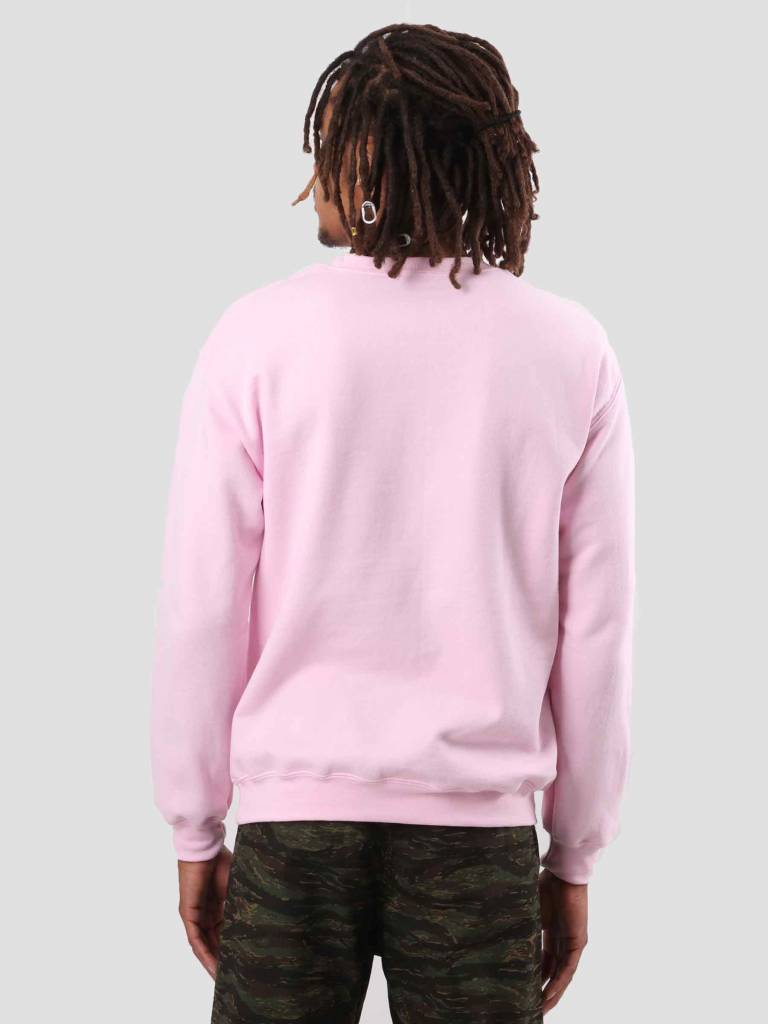 Obey Obey Curious Kiddos Fleece Light Pink 114981821