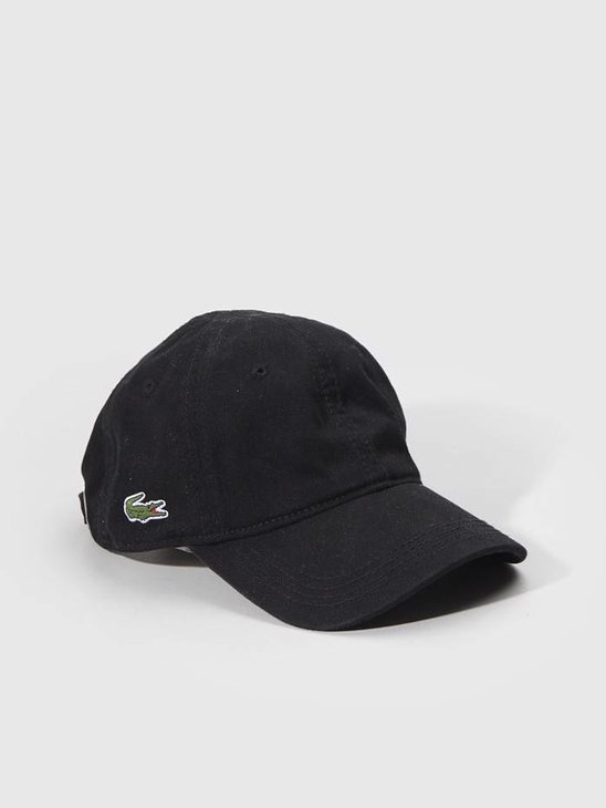 Lacoste Dad Cap 031 Noir Rk9811