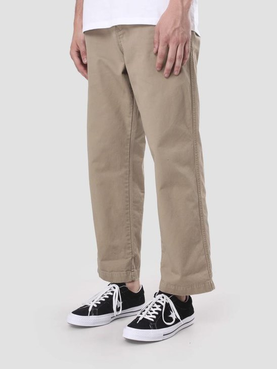 Carhartt Dallas Pant Stone Washed Leather I024924-8Y06