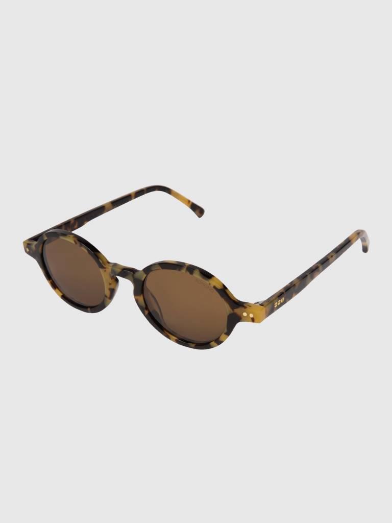 Komono Komono Damon Acetate Sunglasses Tortoise Demi Kom-S3403