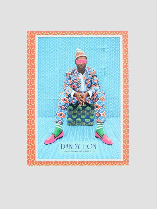 Books Dandy Lion The Black Dandy And Street Style