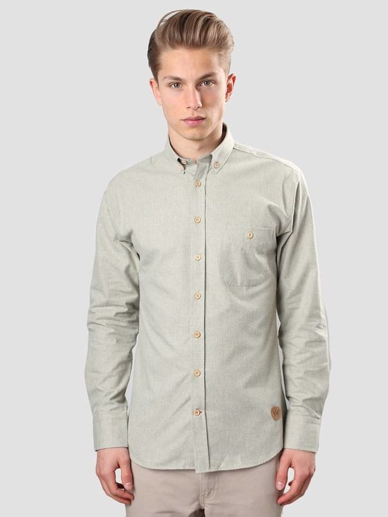 Kronstadt Dean Shirt 08A Plain Sandstone 20404-K093