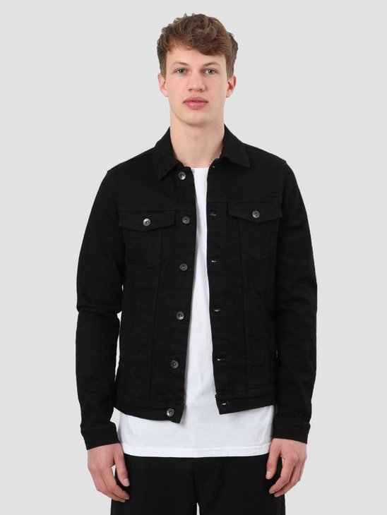 RVLT Denim Jacket Jacket Light Black 7471