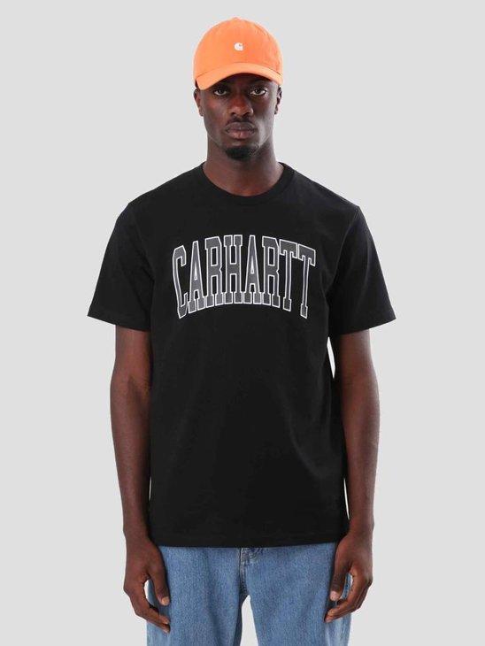 Carhartt Division T-Shirt Black I024807