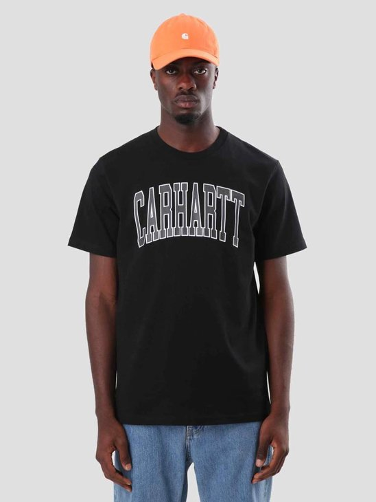 Carhartt WIP Division T-Shirt Black I024807