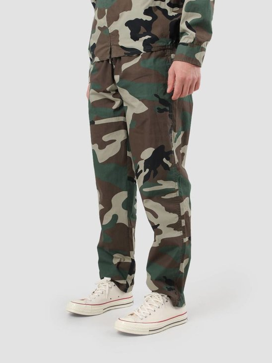 Obey Easy Camo Pant Field Camo 142020110