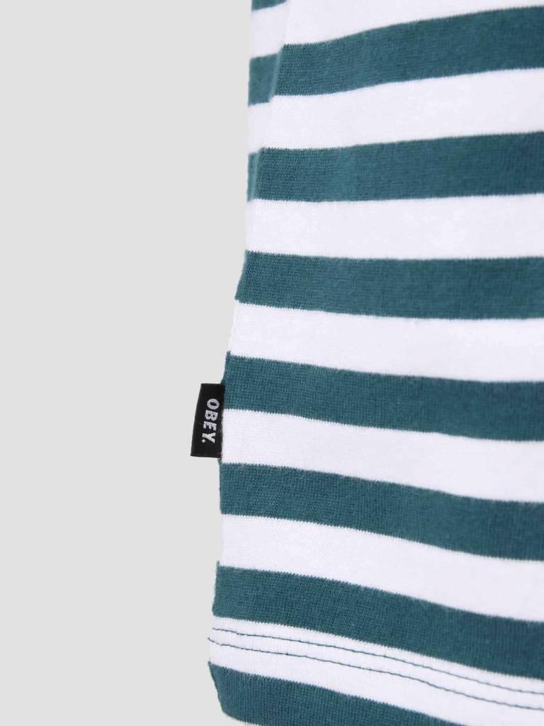 Obey Obey Eighty Nine Icon Box T-Shirt Pine Multi 131080227