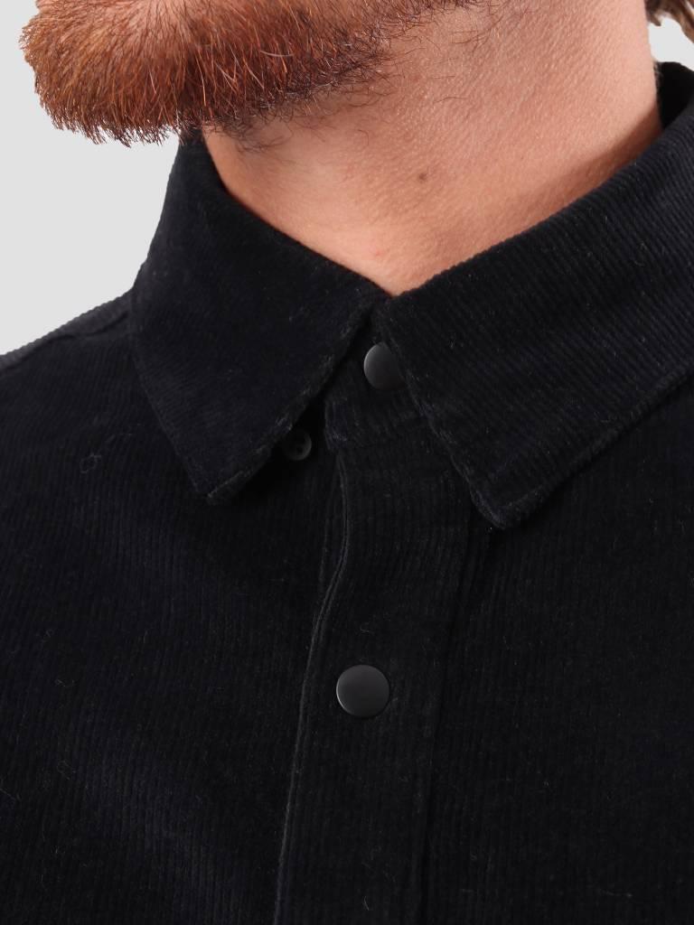 RVLT RVLT Eik Shirt Black 3639