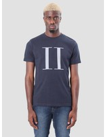 Les Deux Les Deux Encore T-shirt Navy Grey LDM101006