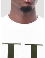Les Deux Les Deux Encore T-Shirt White Kombu Green LDM101006
