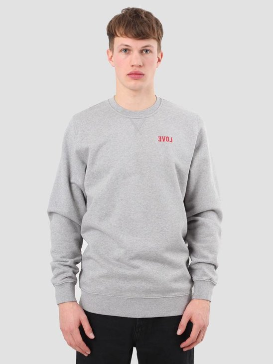 Ceizer Evol Crewneck Heather Grey 2904244