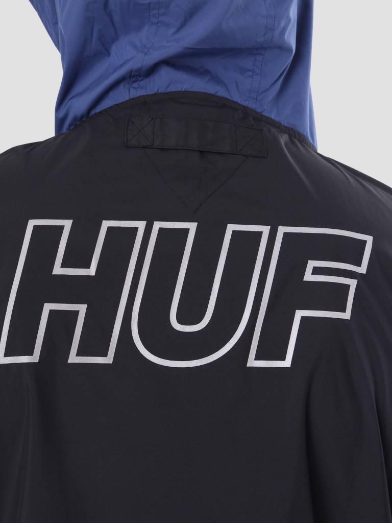 HUF HUF Explorer Anorak Black JK00061