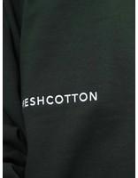 FRESHCOTTON FreshCotton FC Logo Crewneck Sweat Green