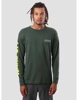 Obey Obey Fight Those That Control Longsleeve Forest Green 164901812