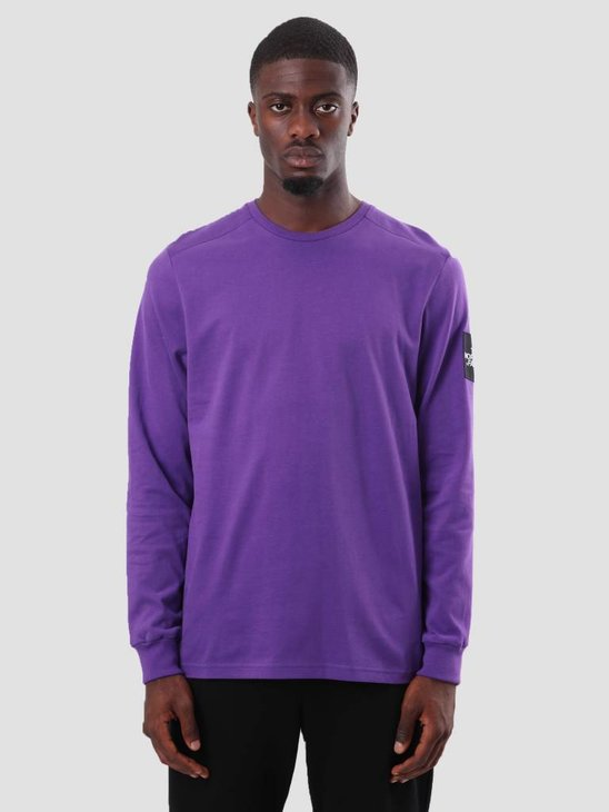The North Face Fine 2 Longsleeve Tillandsia Purple