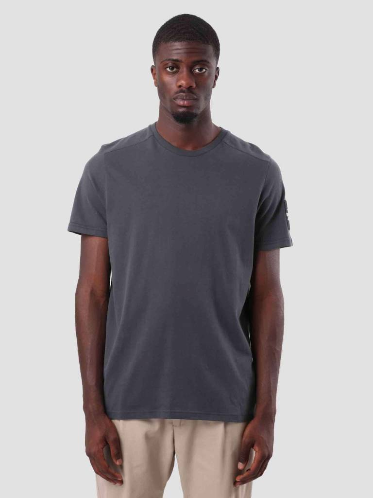 The North Face The North Face Fine 2 T-Shirt Asphalt Grey T93BP70C5