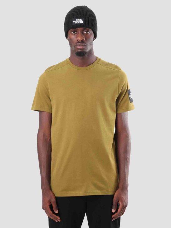 The North Face Fine 2 T-Shirt Fir Green