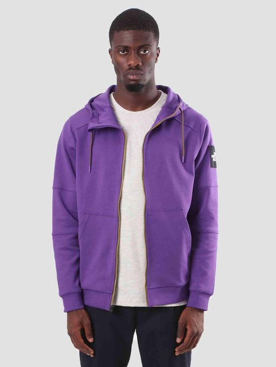 The North Face Fine Full Zip Tillandsia Purple