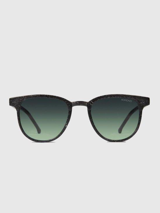 Komono Francis Sunglasses Black Kom-S2271