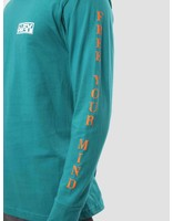 Obey Obey Free Your Mind Longsleeve Teal 164901793