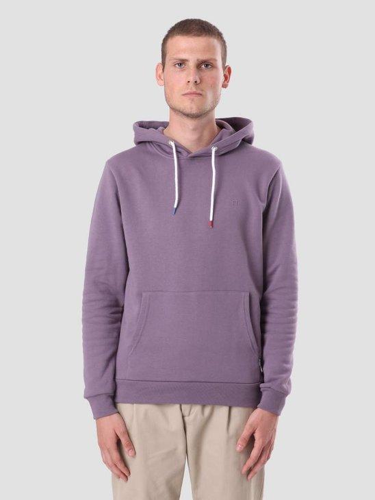Les Deux French Hoodie Purple LDHS18OO7