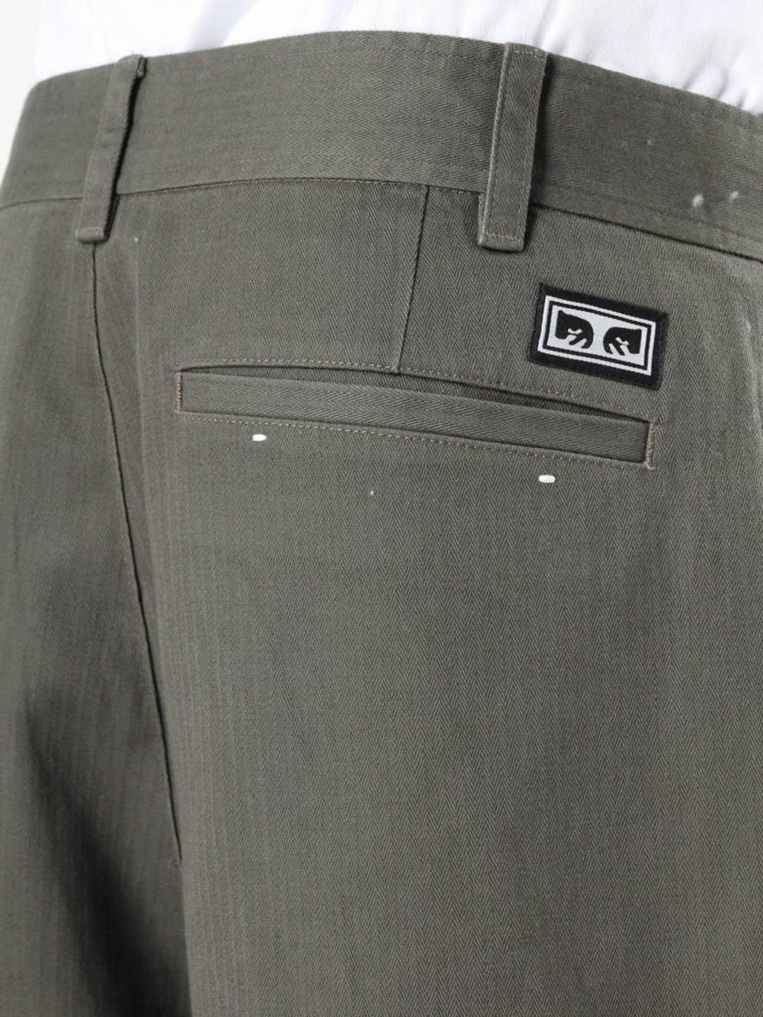 Obey Obey Fubar Big Fits Pant Army 142020101