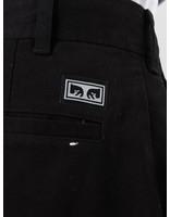 Obey Obey Fubar Big Fits Pant Black 142020101
