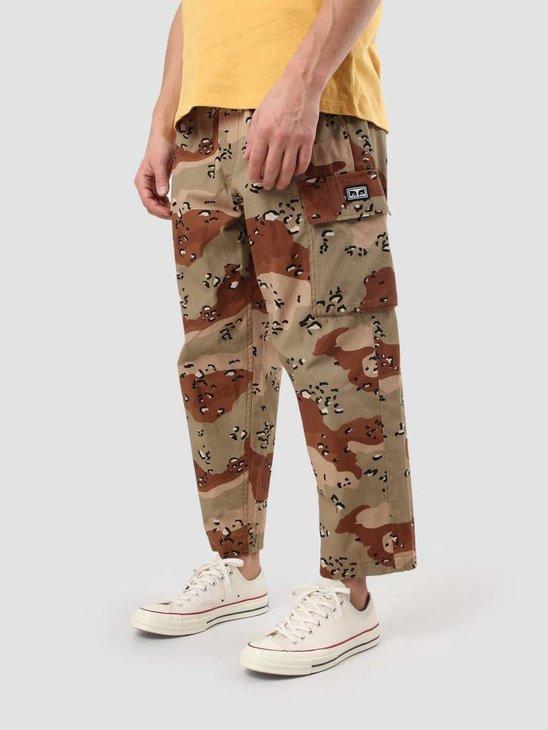 Obey Fubar Cargo Pant Choco Chip Camo 142020103