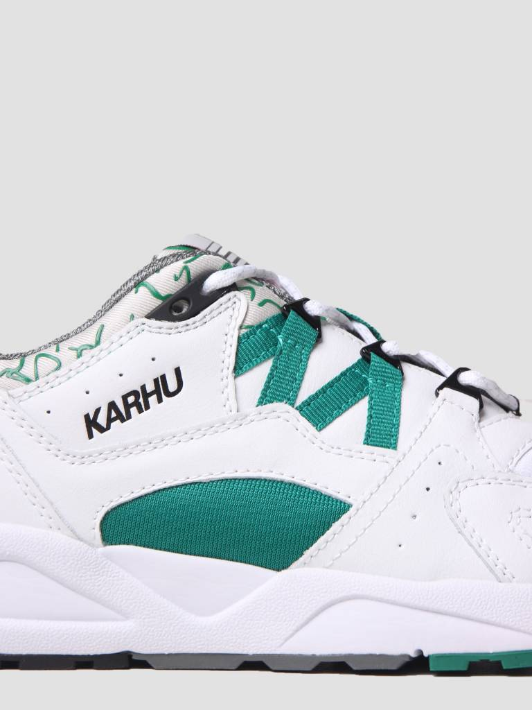 Karhu Karhu Fusion 2.0 White Ultramarine Green F804034