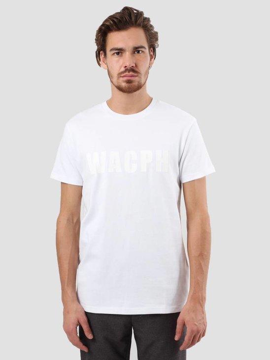 WEARECPH Gabbiadini O-N T-Shirt 890 White W18112006