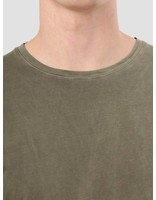 RVLT RVLT Garment Dyed T-Shirt Army 1006