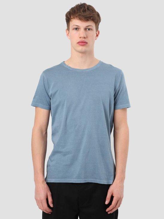 RVLT Garment Dyed T-Shirt Dust 1006